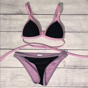 Xhilaration Push-up Bikini Set